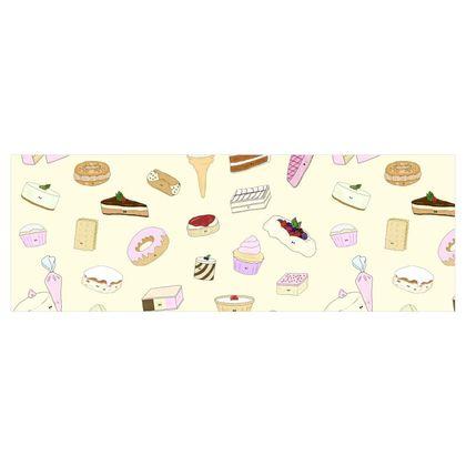 'Flirty Desserty' Fabric Printing