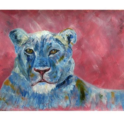 Lion Occasional Chair