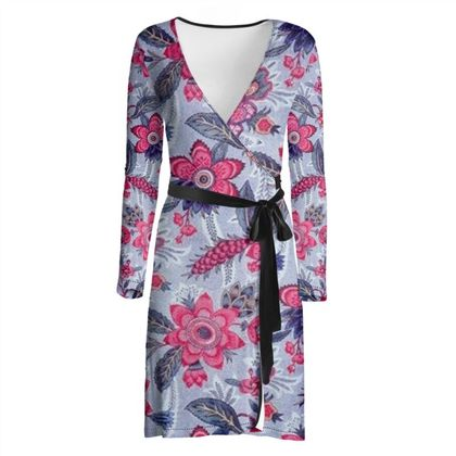 Wrap Dress The Ballon of Gonesse