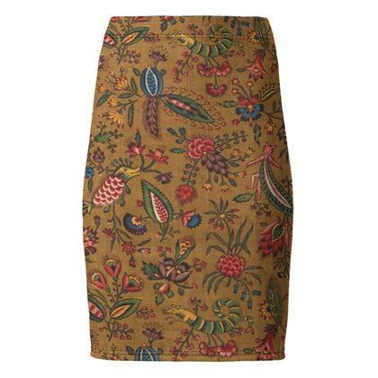 Pencil Skirt The Conquecigrues