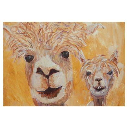 Alpacas Occasional Chair
