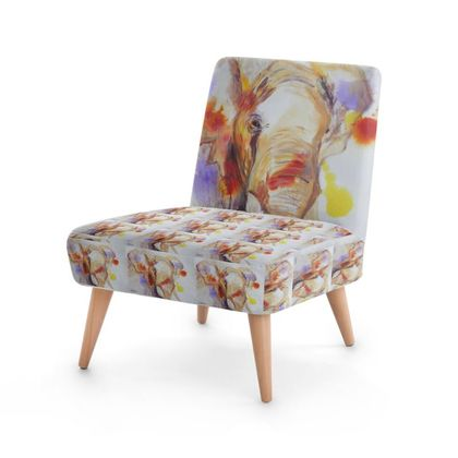 African Elephant Occasional Chair