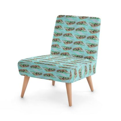 Anteater Occasional Chair (Teal)