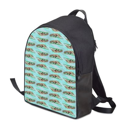 Anteater Backpack (Teal)