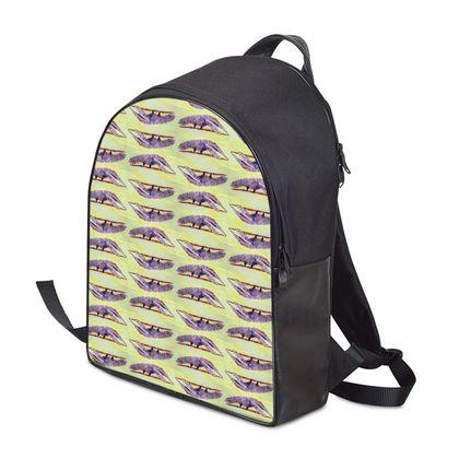 Anteater Backpack ( Light Lime)