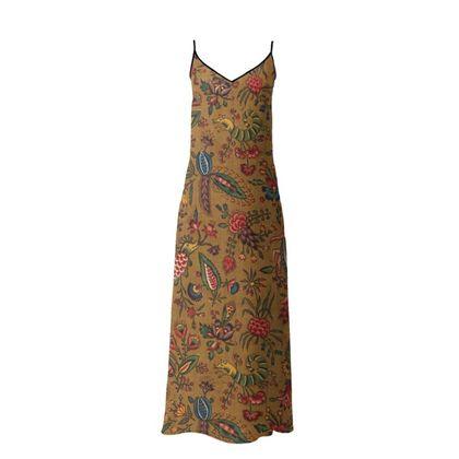Silk Slip Dress The Conquecigrues