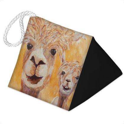 Alpacas Door Stopper