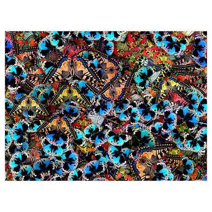 Exotic Butterflies Fabric