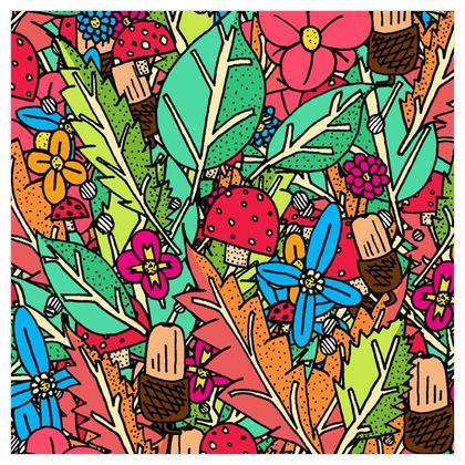 Fabric Printing - Autumn Nature