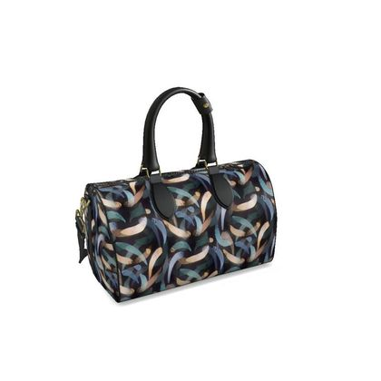 Duffle Bag - Abstract Strokes