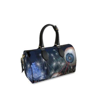 Duffle Bag - Invasion - Surreal Art