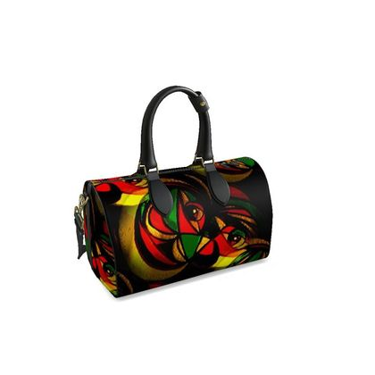 Duffle Bag - My Abstract Cat