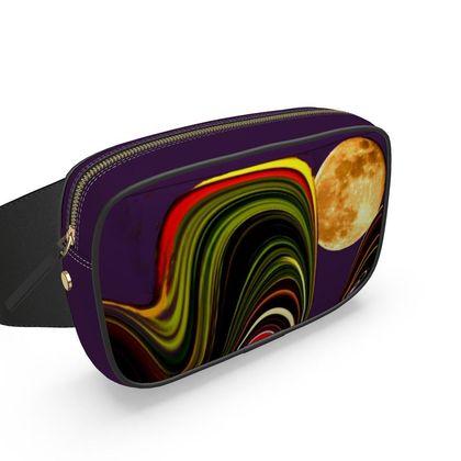Belt Bag - Agate Moon