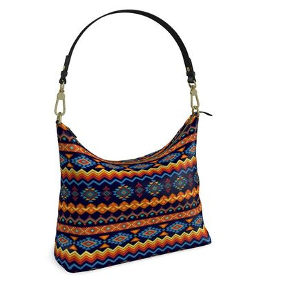 Square Hobo Bag -  Ethnic Views