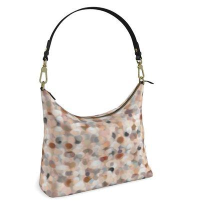 Square Hobo Bag -  Impressions