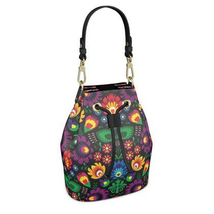 Bucket Bag - Summer Dawn Party