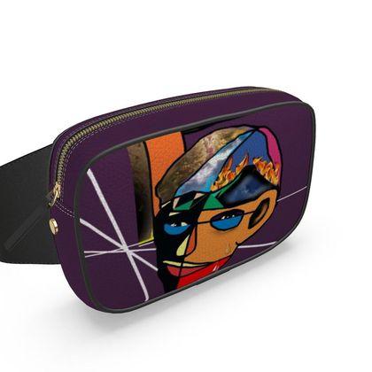 Belt Bag - Facets Of Man