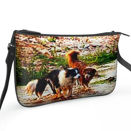 Pochette Double Zip Bag - Shakedown