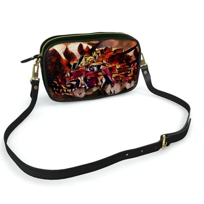 Camera Bag - First There Were Dragons
