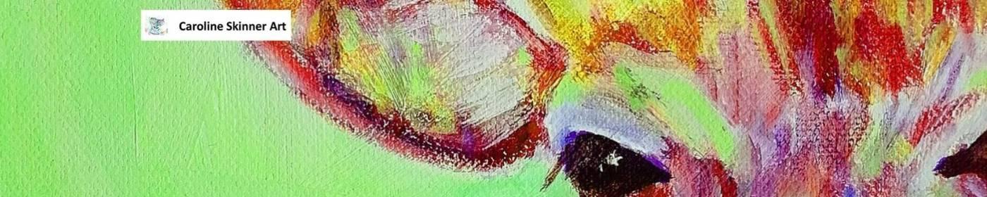Caroline Skinner Art