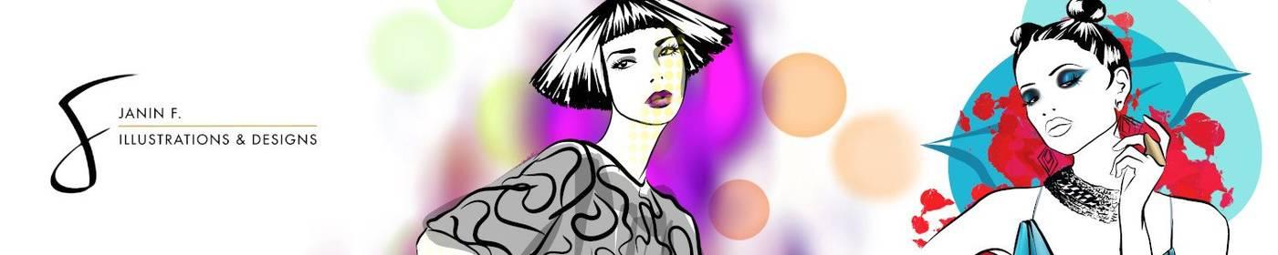 Janin F. Illustrations & Designs