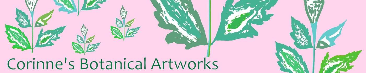 Corinne's Botanical Artworks