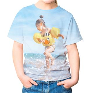 all over printed personalised t-shirts