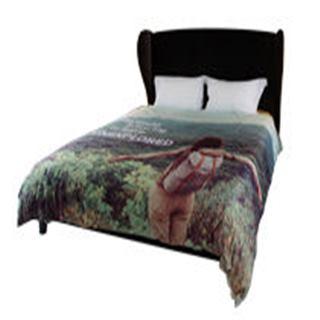 Bettbezug mit eigener Fotocollage