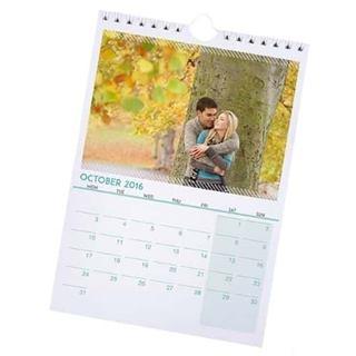 Calendario personalizzato 2017