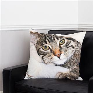Cuscini personalizzati ritratto donna