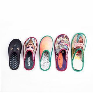 Custom Printed Slippers Custom Slippers