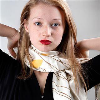 Echarpe ou foulard personnalisé