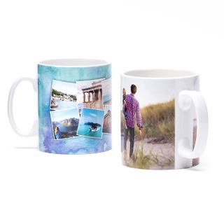Personalized Photo Mugs