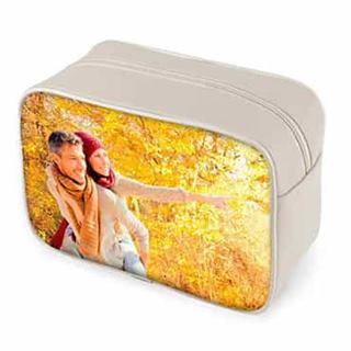 personalsied photo wash bag