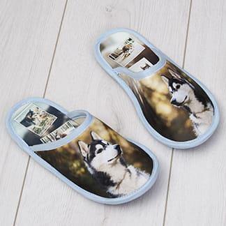 zapatillas de estar por casa personalizadas