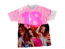 18th Birthday Photo T-Shirt