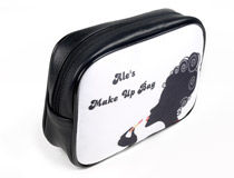 18th Make Up Bag