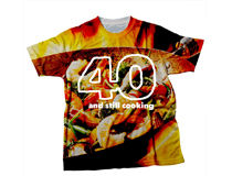 40 And Fabulous Photo T-Shirt