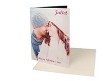 A3 Luxury Valentine's Card