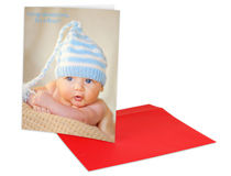 A4 Greeting Card