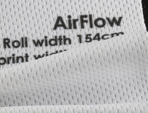 Air Flow Fabric Printing