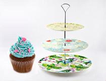 alzatina per dolci e torte personalizzata con foto