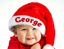 Baby Santa Hats