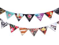 bandierine personalizzate per feste di laurea