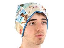 Bonnet personnalisé idée cadeau noel