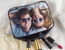 borsetta per il trucco personalizzata