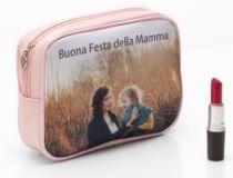 Borsetta portatrucchi personalizzata per mamma