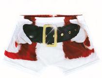 boxer cadeau de Noël pour