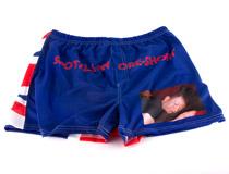 Boxer da personalizzare per feste di laurea neodottori