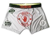 boxer photo imprimé